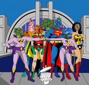 The Super Foods!