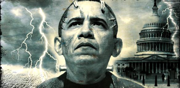 Obama Frankenstein
