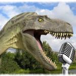 Live! from E.V.I.L. - Announcersaurus