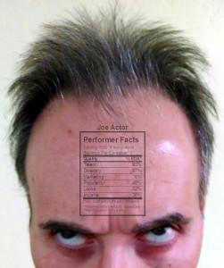 Joe Actor - FDA Labeled!