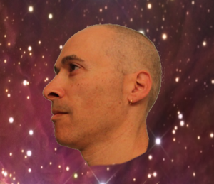 Joe's Head Profile