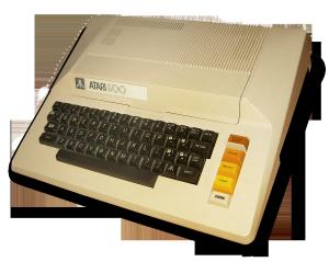 Atari 800 Computer