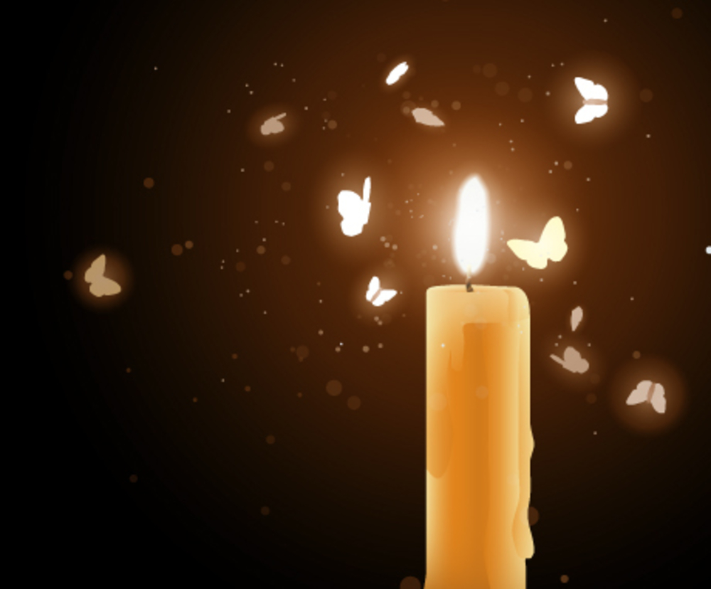 """Be the flame, not the moth,"" advised Casanova Moths_Flame"