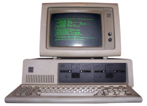 IBM PC Computer