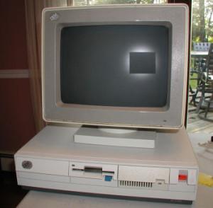 IBM PS2 Computer