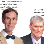 Bill Nye / Ken Hamm Debate