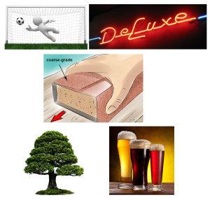 Goal Deluxe Sander Tree Beers
