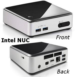 Intel NUC54250