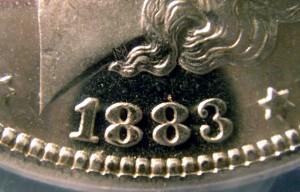 1883 Coin