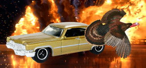Herbert H Turkey and Exploding Car