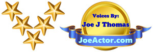 Five Star VO JoeActor.com