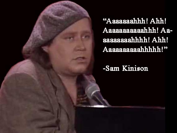 Sam Kinison Quote