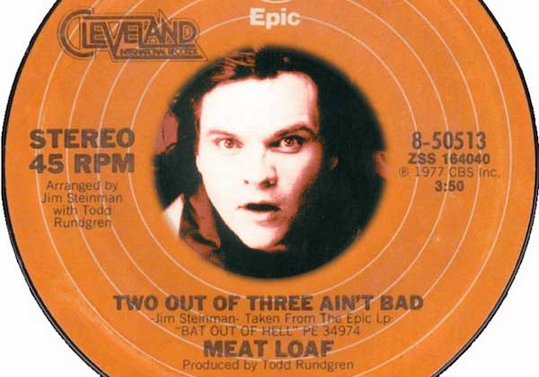Three meat loaf
