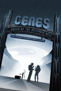 Nasa: Ceres