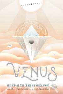 Nasa: Venus Poster