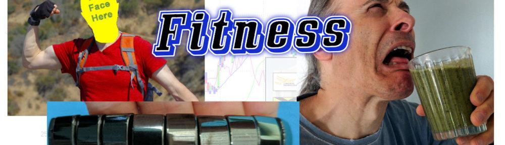 Joe Lamé Fitness - Title Card