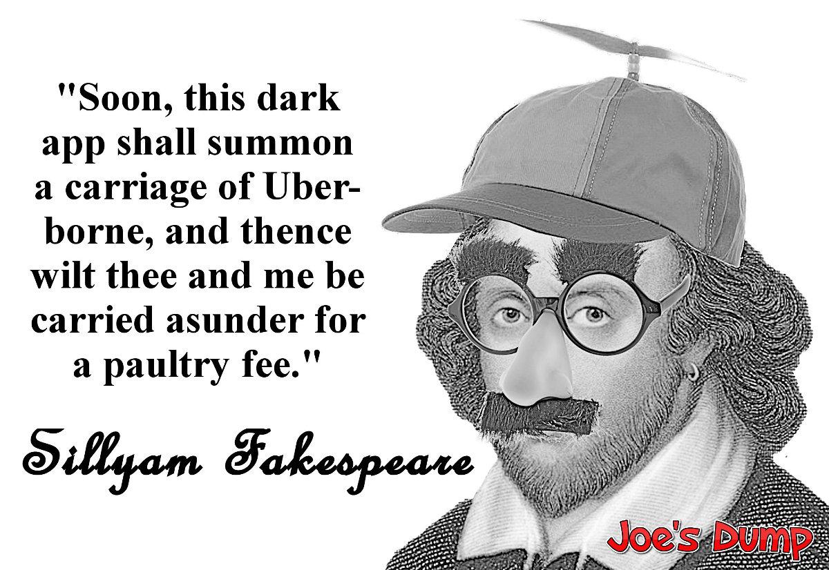 Sillyam Fakespeare - Joe's Dump