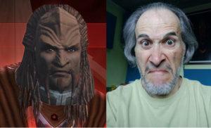 JoeActor Klingon