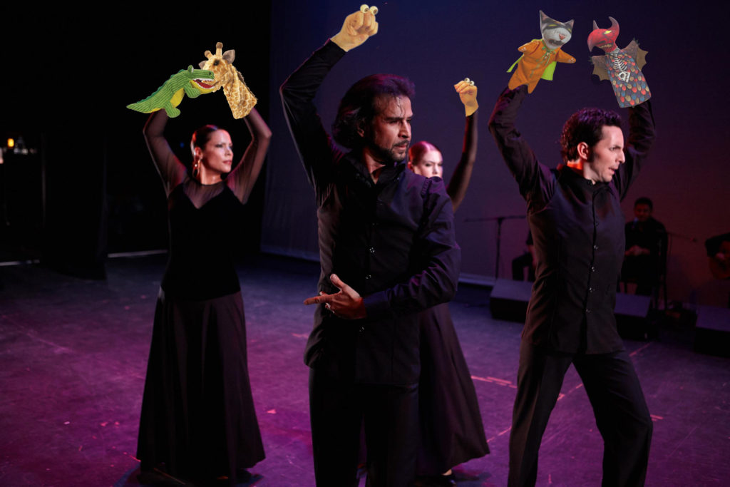 Puppet Flamenco Couples - Puppets