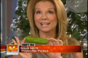 Yodeling Pickle - Kathy Lee Gifford
