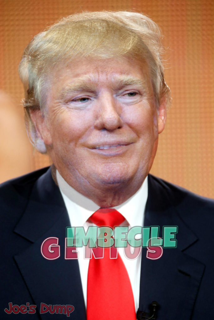 Trump Genius combo JoesDump