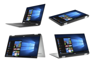Dell XPS-13 2 in 1 Laptop