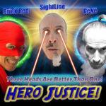 Hero Justice! - Poster (JoesDump)