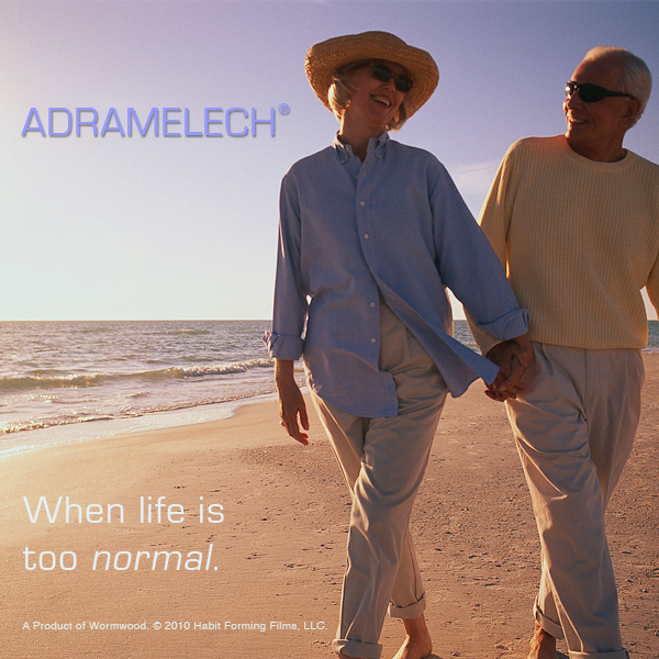 Feel Different... With Adramelech!