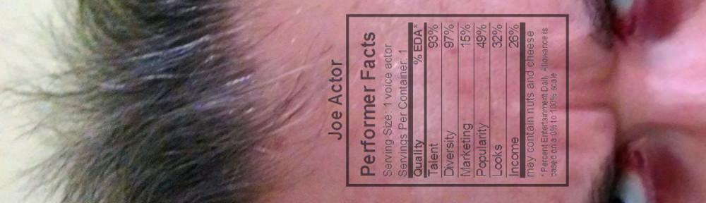 Joe Actor FDA Labeled