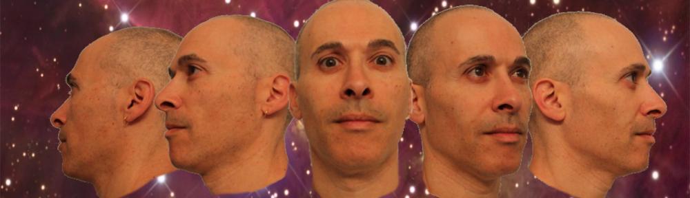 Joe's Shaved Head Display