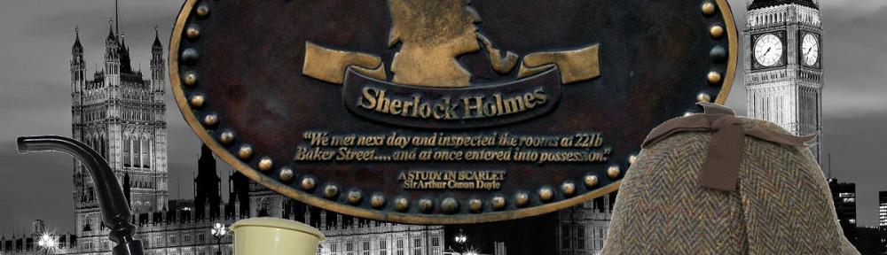 Sherlock Holmes Graphic