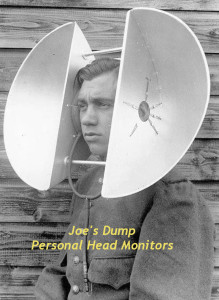Joe's Dump Personal-Head-Monitors