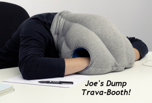 Joe's Dump Trava-Booth