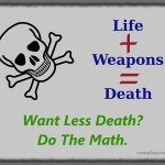 Life+Weapons=Death