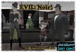 EVIL Noir! (teaser)