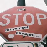 Don't Stop Till You Get Enough