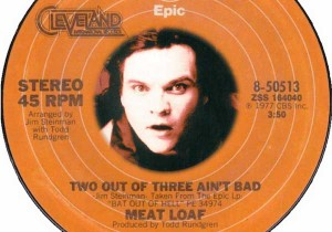 Meat Loaf: Two Out of Three Ain't Bad
