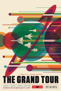 Nasa: Grand_Tour Poster