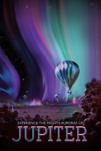 Nasa: Jupiter Poster