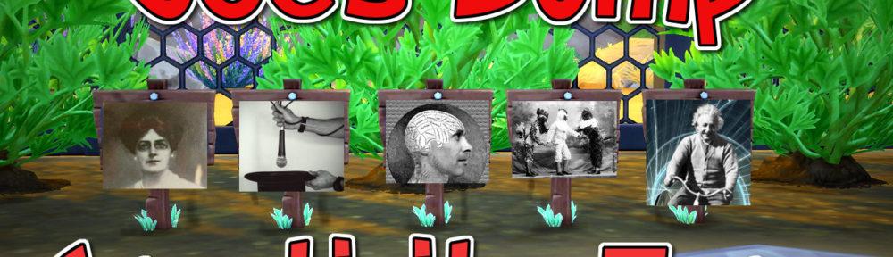 Joe's Dump Creativity Farm!