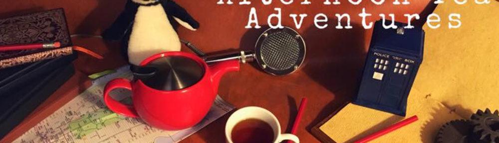 Afternoon Tea Adventures - banner