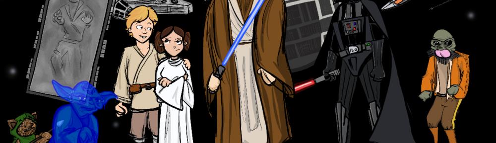Ode to Obi-Wan title card
