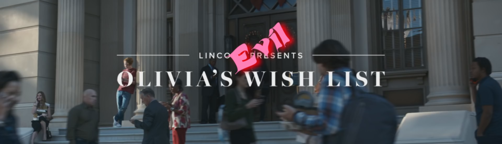Olivia's Evil Wish - Title Card