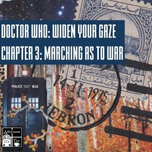 Doctor Who - Widen Your Gaze - chapter 3
