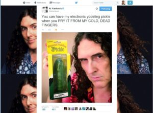Yodeling Pickle - Weird Al Yankovic