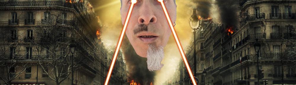 Joe J Thomas: Weird Beard (destruction)