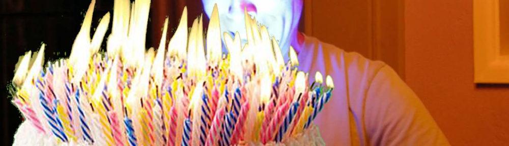 Birthday Cake Fire - Joe's Dump