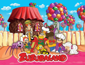 Zuzubaland! full cast - Joe J Thomas