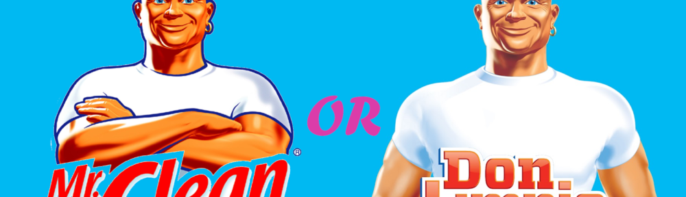 Clean Or Limpio Banner